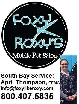 Foxy Roxy's Mobile Pet Salon